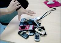 Использование мобильных телефонов в школах